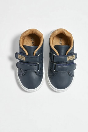 LC Waikiki Erkek Bebek Lacivert Crp Sneaker 3
