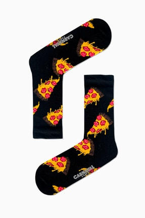 CARNAVAL SOCKS 7'li Carnaval Renkli Tasarım Çorap Set 1027 3