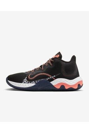 Nike Unisex Siyah Basketbol Ayakkabısı 2