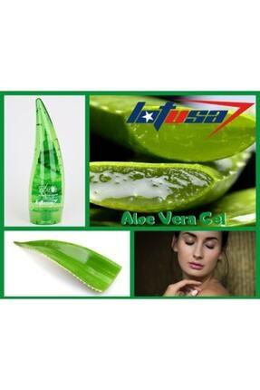 Bioder Lotusa Aloe Vera Jel 250 ml Yeşil Şişe 1