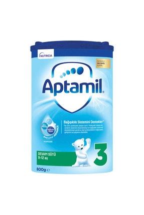 Aptamil Devam Sütü Akıllı Kutu 3 Numara 800 gr 1