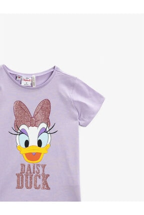Koton Kız Çocuk Pembe Tshirt 2