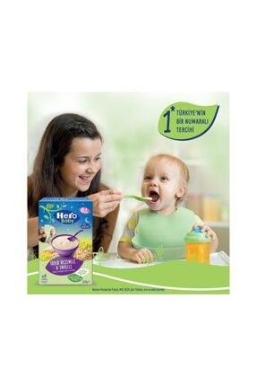 Hero Baby Ek Besin Mama Süt Rezene Gece 200 gr 4