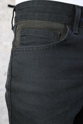 HLT JEANS Erkek Yeşil Slim Fit Pantolon Hltvalkhi 3