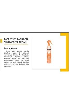 Morfose Argan Içerikli Iki Fazlı Fön Suyu 400 ml 2