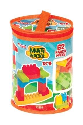 DEDE Multi Blocks 62 Parça 0