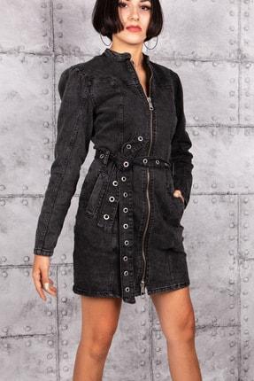 DeepStar Denim Elbise 4