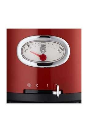 Russell Hobbs 25180-56 RETRO Kırmızı Mutfak Robotu 4
