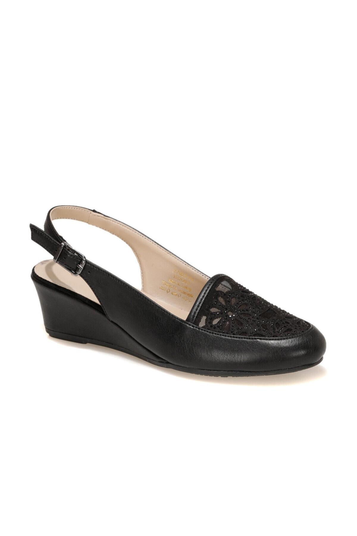 317182.Z 1FX Siyah Kadın Dolgu Ayakkabı 101012651