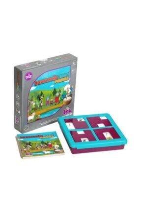 Zet Zeka Zet Zeka Nasreddin Hoca Puzzle Zeka ve Akıl Oyunu 0