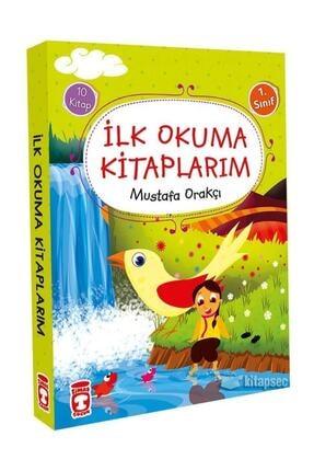 Timaş Çocuk Timaş Yayınları Ilk Okuma Kitaplarım 1. Sınıf Hikaye Seti (10 Kitap) 0