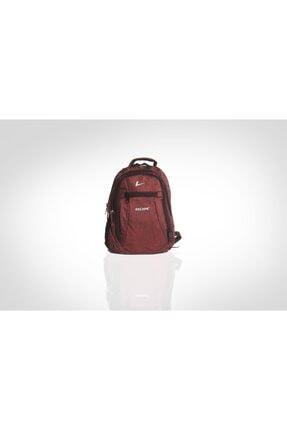 307 Kırmızı Yeni Sezon Polyester Kumaş Laptop Bölmeli Günlük Ve Sırt Çantası resmi