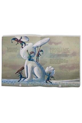 Parıltı Yayıncılık Ilk Yapıştırmalarım Seti (4 Kitap) Ve Kardan Tavşan - Yapıştır Boya Dinle 1