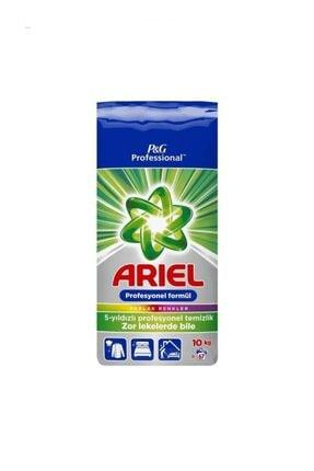 Ariel Profesyonel Formül 10 Kg Beyaz Için + 10kg Renkliler Için 2