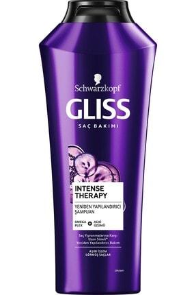 Gliss Intense Therapy Yeniden Yapılandırıcı Şampuan 360 ML 4'lü 2