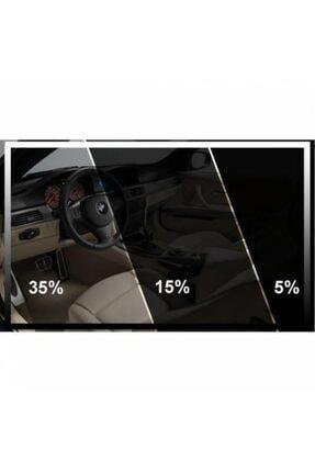 AUTOFOLYO Cam Filmi Siyah Çizilmez Koyu Ton-100 cm-3 Metre 2