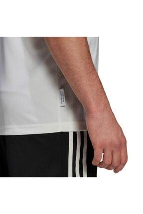 adidas M FTO ICN T Beyaz Erkek T-Shirt 101079871 3