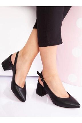 ayakkabıhavuzu Kadın  Topuklu Ayakkabı - Siyah - Ayakkabı Havuzu 1