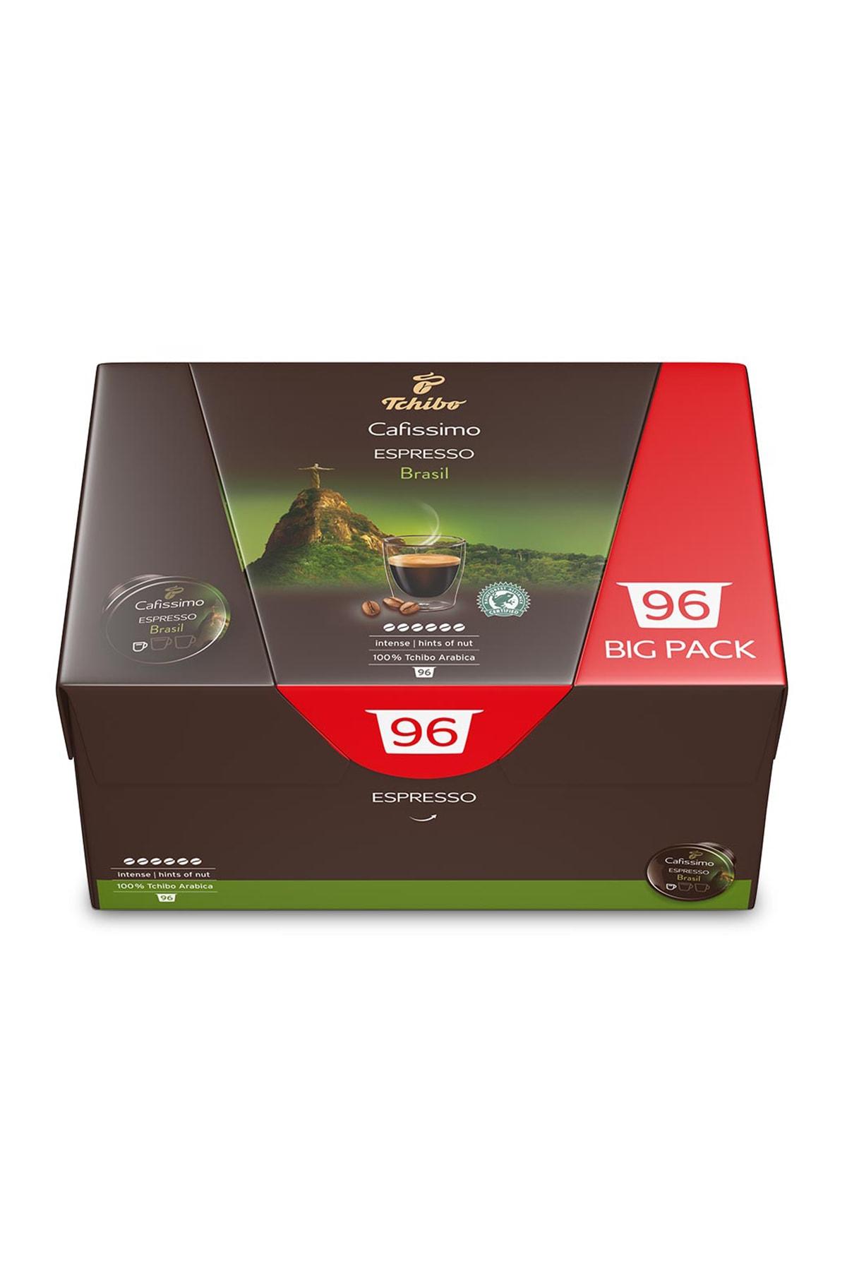 Tchibo Espresso Brasil 96'Lı Kapsül Kahve 79216 0