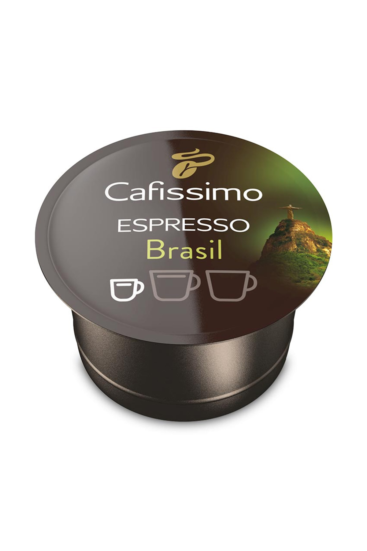 Tchibo Espresso Brasil 96'Lı Kapsül Kahve 79216 1