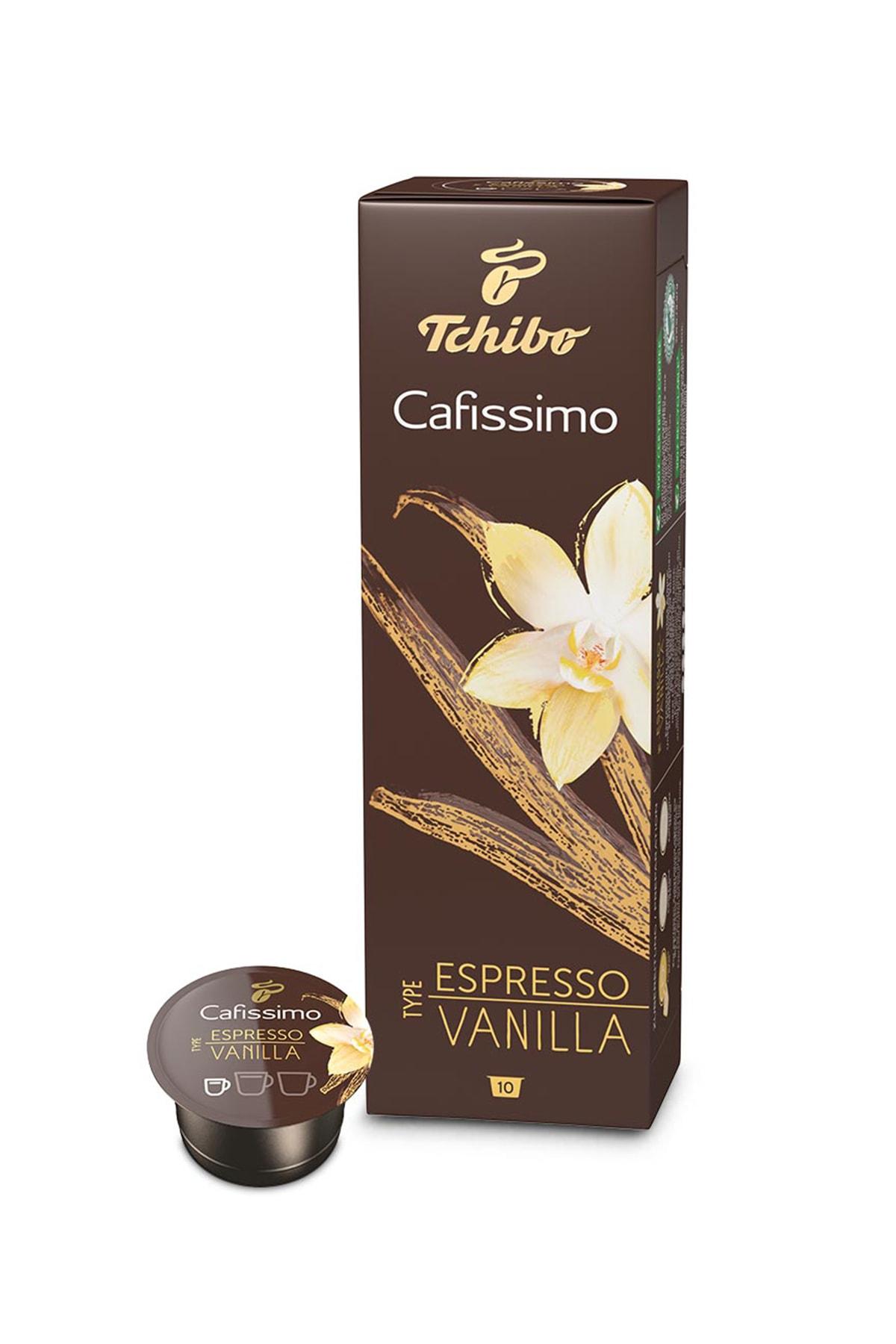 Tchibo Espresso Vanilya 10'Lu Kapsül Kahve 89019 0
