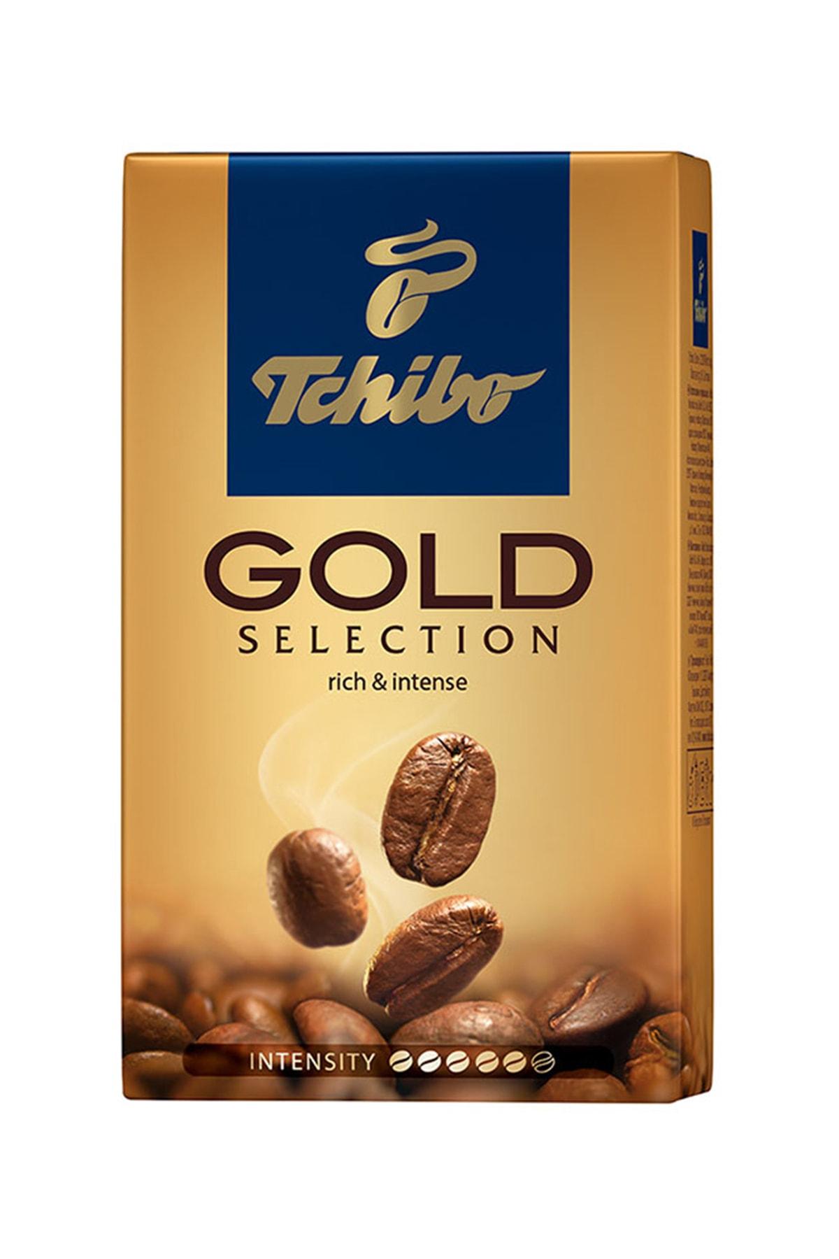 Tchibo Gold Selection Öğütülmüş Filtre Kahve 250 gr 0