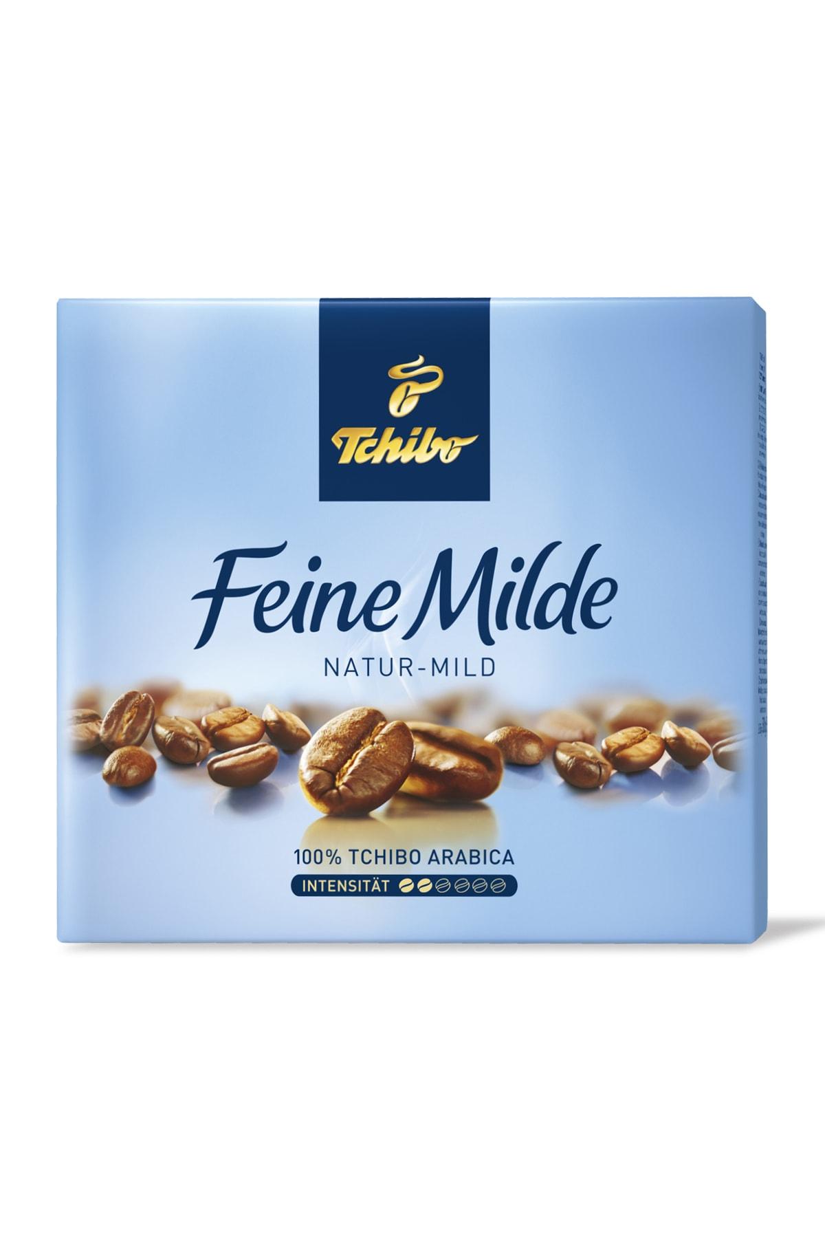 Tchibo Feine Milde Öğütülmüş Filtre Kahve 2X250  gr 1710 0