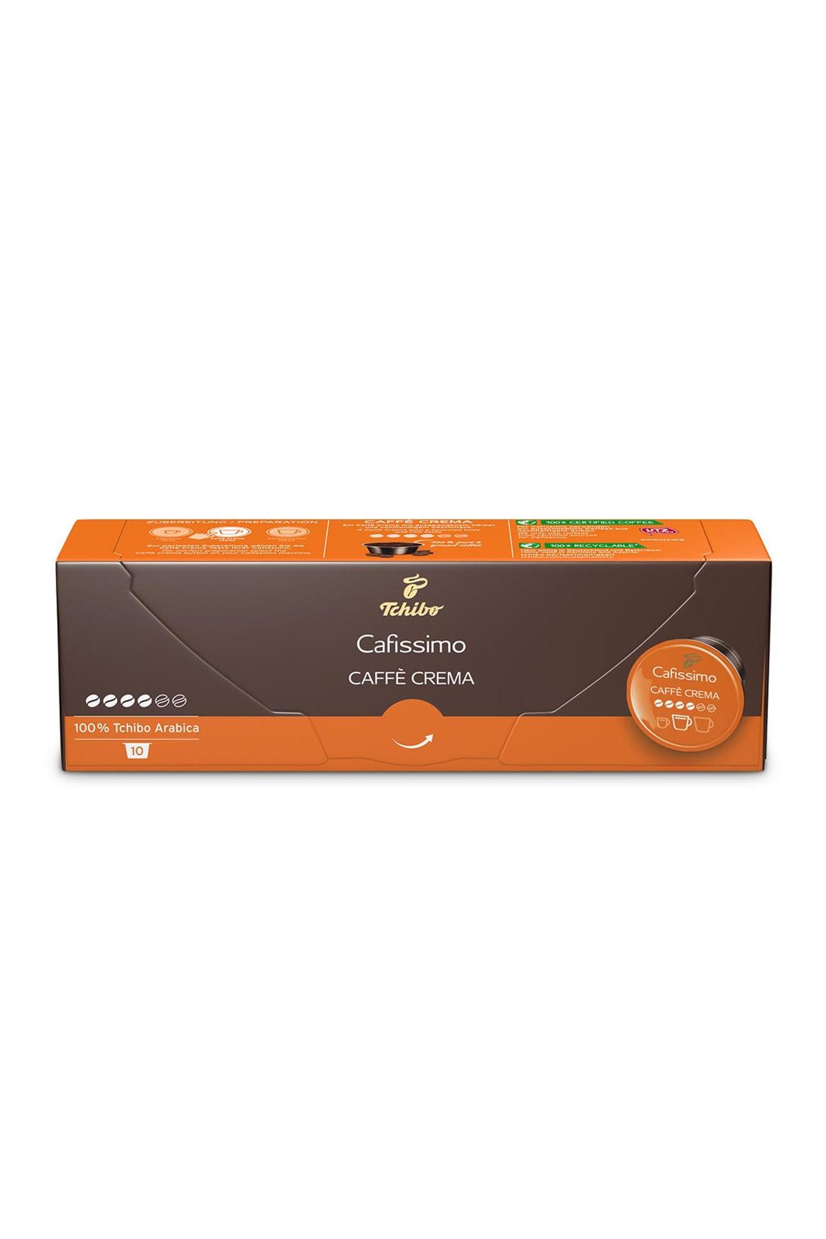 Tchibo No Color Caffè Crema Rich Aroma 10'Lu Tablet Kahve 2