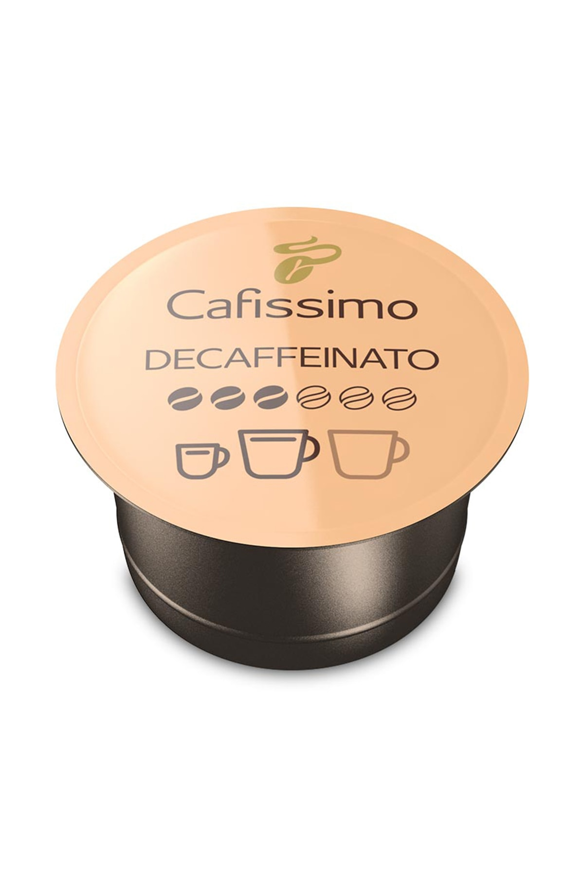 Tchibo Caffè Crema Decaffeinato 10'Lu Kapsül Kahve 71805 1