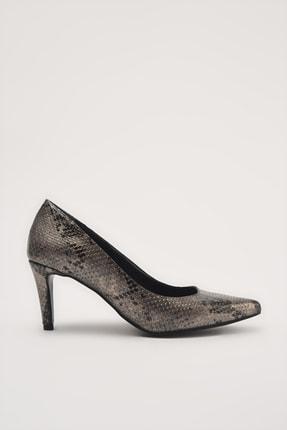 تصویر از Antrasit  Klasik Topuklu Ayakkabı 01AYH213570A250