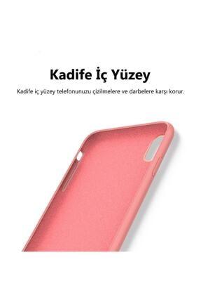 KZY İletişim Samsung M31s Kapak Içi Kadife Soft Logosuz Lansman Silikon Kılıf - Siyah 2