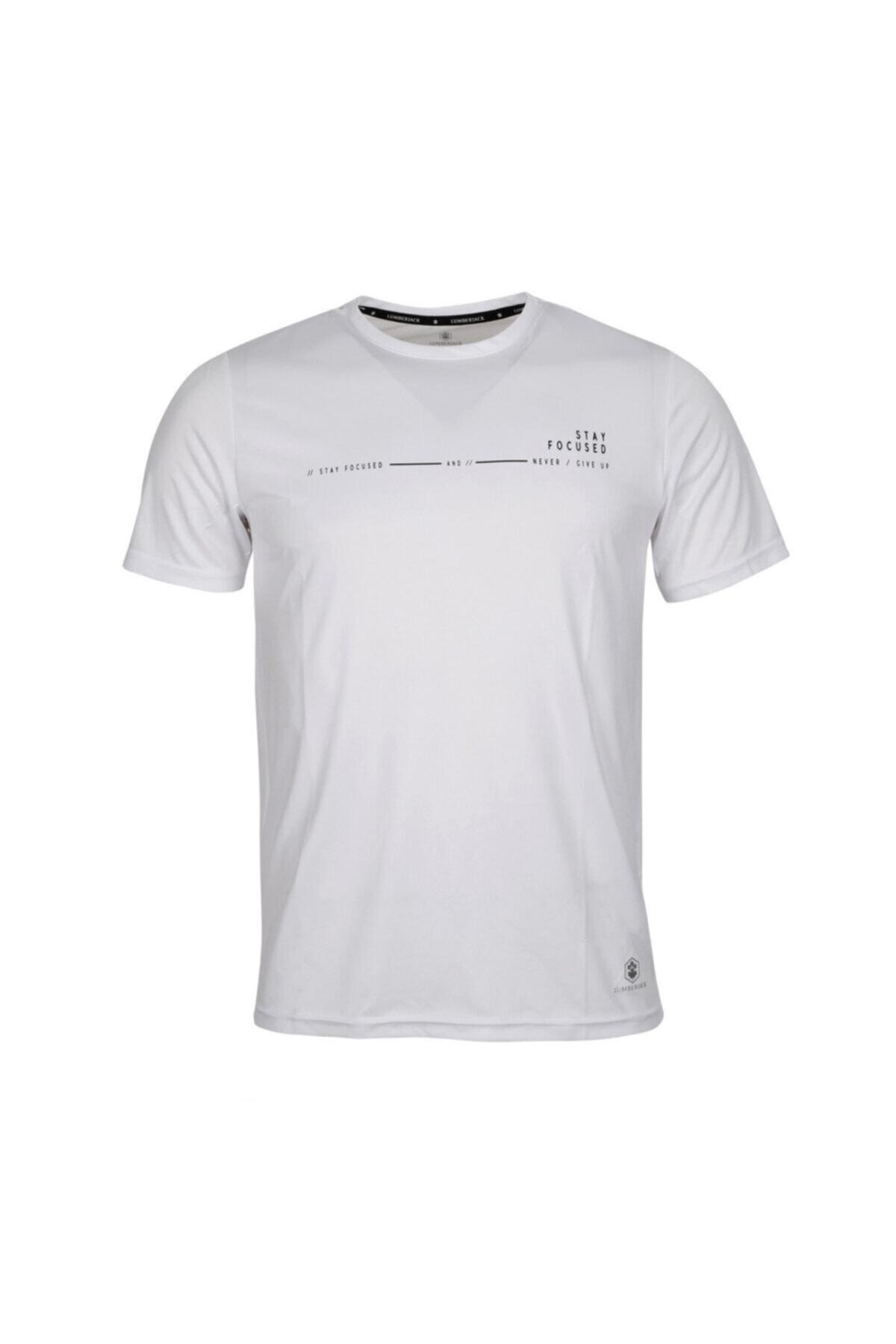 CT384 ARMY MINIMAL T-SHIR Beyaz Erkek T-Shirt 100582722