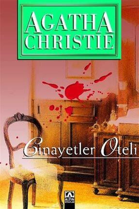 Altın Kitaplar Agatha Christie - Cinayetler Oteli 9789754054064 0