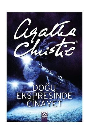 Altın Kitaplar Agatha Christie Doğu Ekspresinde Cinayet 0