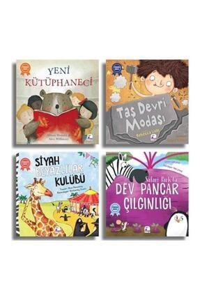 İndigo Kitap Pedagog Onaylı Uyku Vakti Hikayeleri Seti-2 (4 Kitap) - Indigo 1