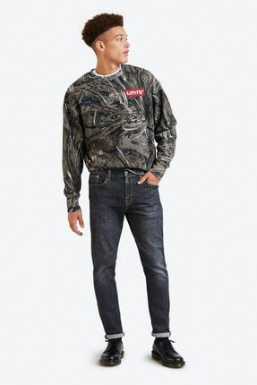 512 Slim Taper Erkek Jean Pantolon - Richmond resmi