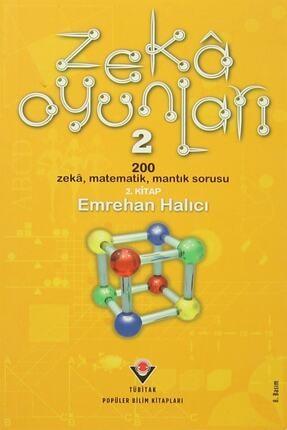 Tübitak Yayınları Zeka Oyunları 2 0