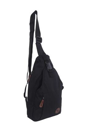 SEVENTEEN Seven Teen Bodybag Erkek Çantası Siyah 2212 1