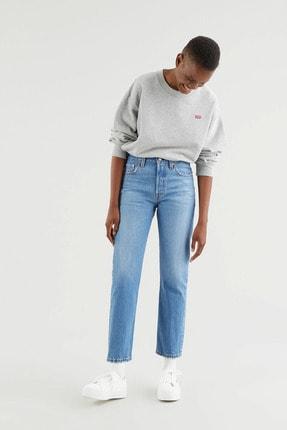 Levi's Kadın 501® Kadın Crop Jean Pantolon-Athens Day To Day 3620001590 1
