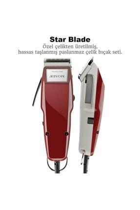Moser 1400 Pro Klasik Saç Kesme  Sakal Bıyık Kesim Tıraş Makinesi 1