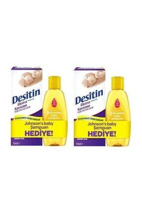 Desitin Mor Ekstra Pişik Kremi 75 ml Şampuan 50ml Hediyeli 1