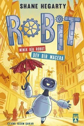 Genç Timaş Robit - Minik Bir Robot Dev Bir Macera - Shane Hegarty 9786050834468 0