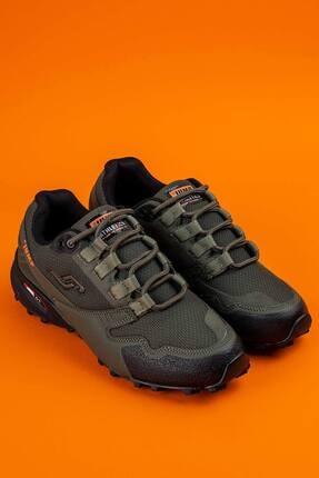 Jump Erkek Siyah Outdoor Spor Ayakkabı 24810 4