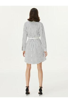 Twist Kadın Beyaz Çift Parça Elbise 2