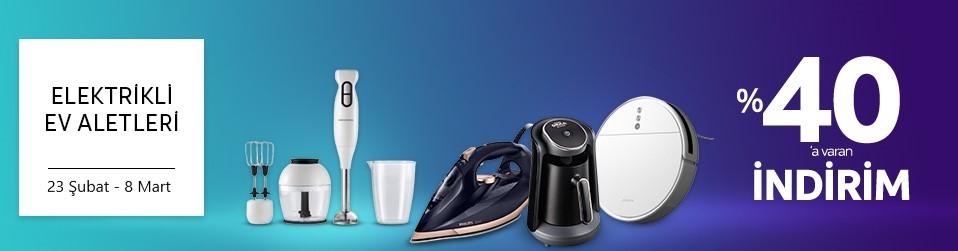 Elektrikli Ev Aletleri   Online Satış, Outlet, Store, İndirim, Online Alışveriş, Online Shop, Online Satış Mağazası