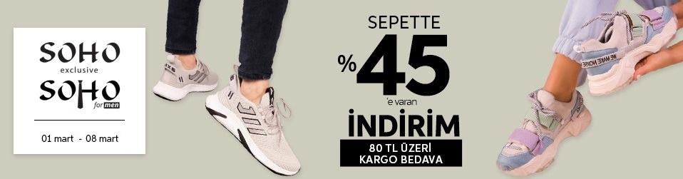 Soho Exclusive & Soho Men - Ayakkabı Koleksiyonu   Online Satış, Outlet, Store, İndirim, Online Alışveriş, Online Shop, Online Satış Mağazası