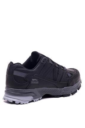 Slazenger Erkek Siyah Arasta Koşu Ve Yürüyüş Ayakkabı 2