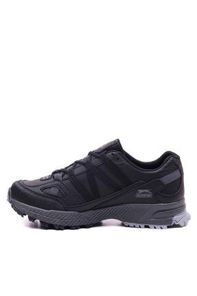 Slazenger Erkek Siyah Arasta Koşu Ve Yürüyüş Ayakkabı 3