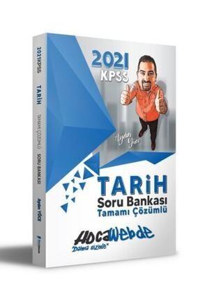 Hoca Webde 2021 Kpss Tarih Tamamı Çözümlü Soru Bankası 0