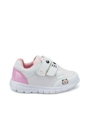 Kinetix BUFFY 1FX Beyaz Kız Çocuk Yürüyüş Ayakkabısı 100782341 0